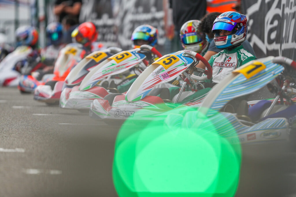 The international karting race you don't want to miss in September