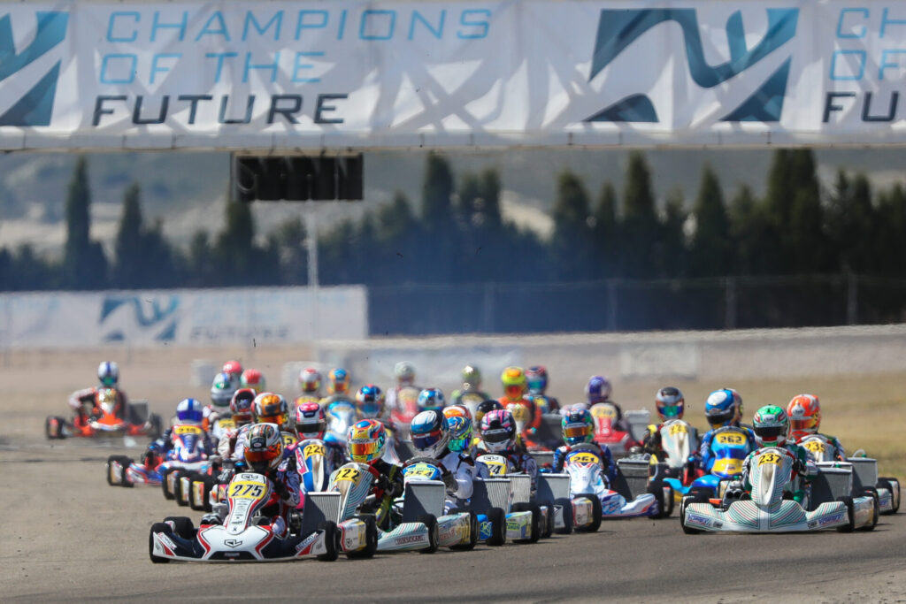 Portimao is next for international karting drivers, starting with this race!