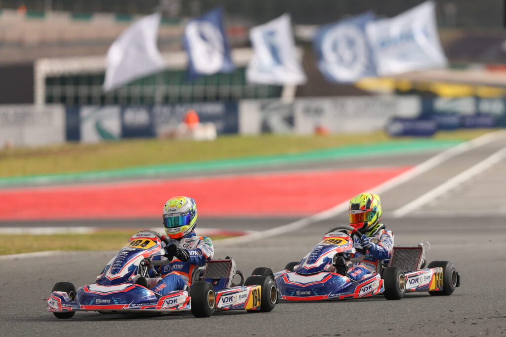VDK Racing: Top 10 in a difficult World Championship at Portimao