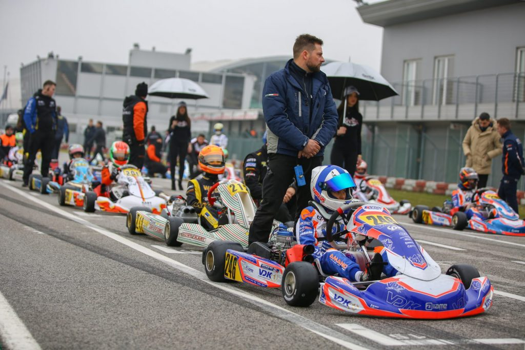 VDK Racing: Positive 2020 kick-off at Adria's WSK Champions Cup
