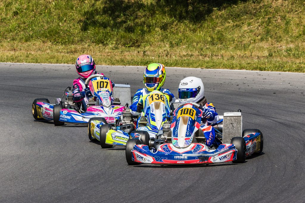 VDK Racing: Strong performances in Francorchamps heat wave
