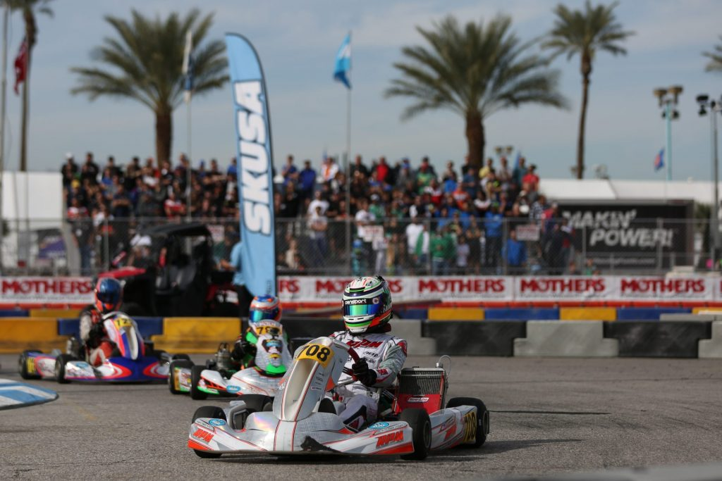 Jace Denmark-Gessel: Aiming for high note season finish at the SKUSA SuperNationals 23