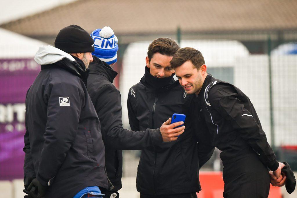 Exclusive: Jordon Lennox-Lamb & Matteo Viganò on teaming up at Lennox Racing