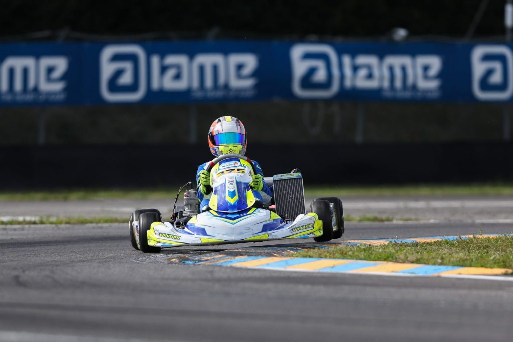 Where to race in 2020 : IAME X30