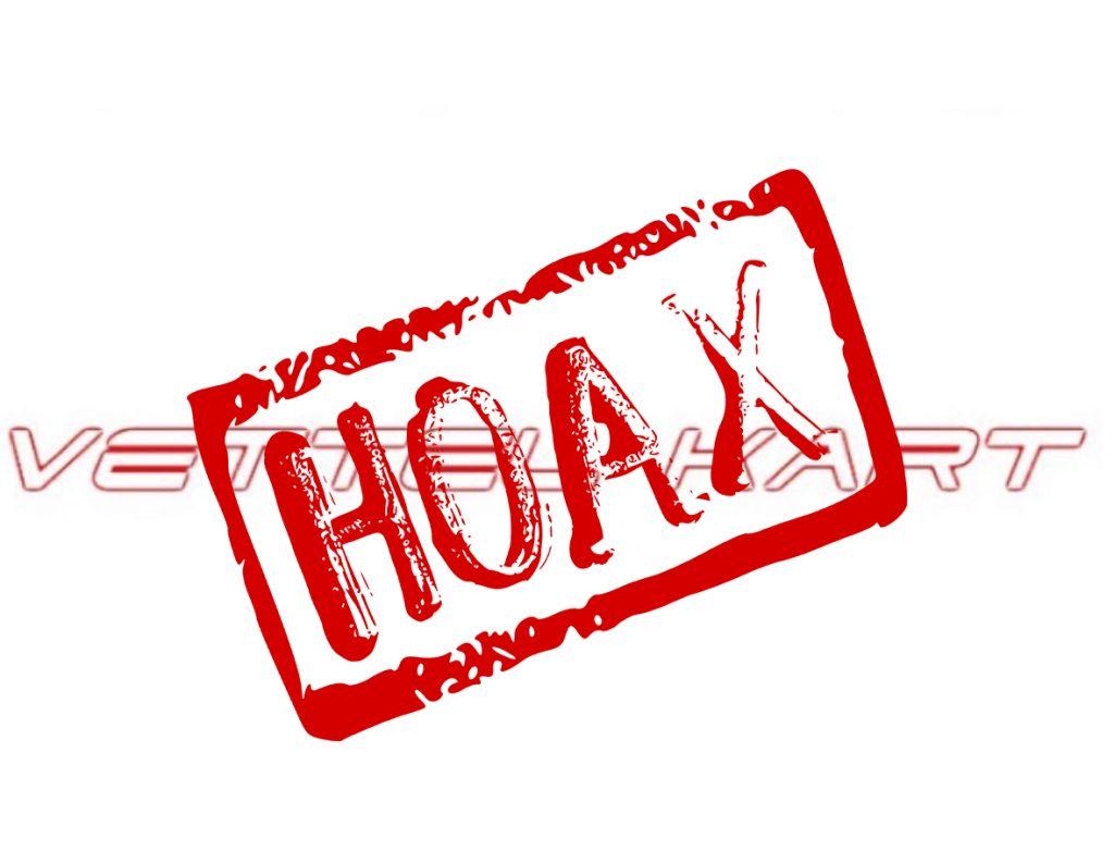 "Hoax Confirmed: ""Vettel Kart"" is no more…"