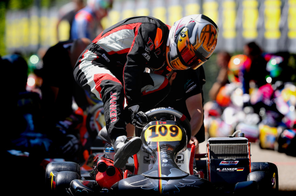 """Interview with Hannes Janker (TB Motorsport): """"The right moment to say goodbye"""""""