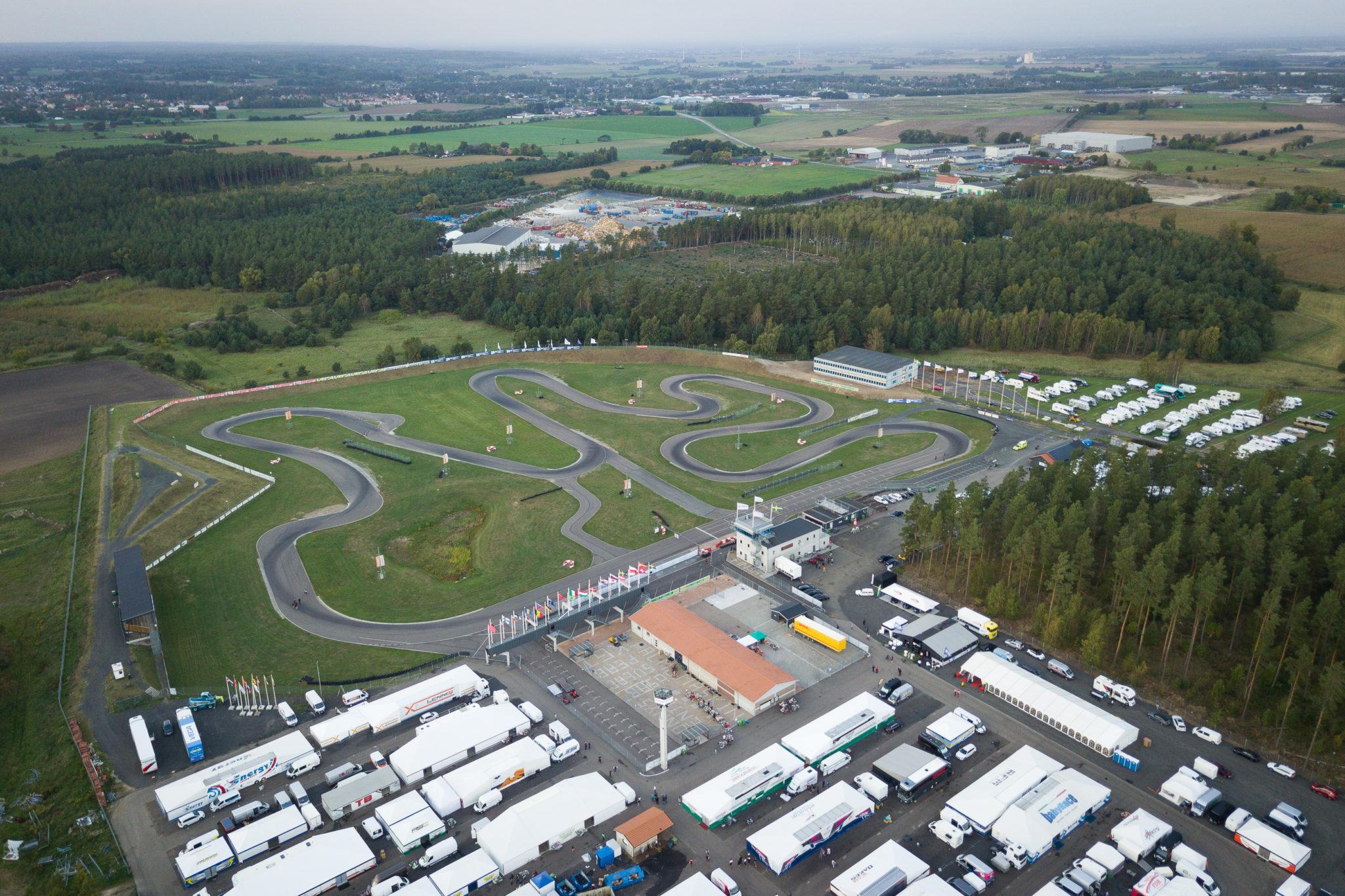 FIA Karting European Championship – OK/Junior: Kristianstad opener cancelled