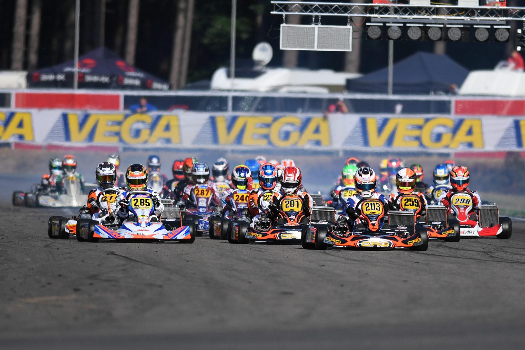 Thrilling final races in Genk!