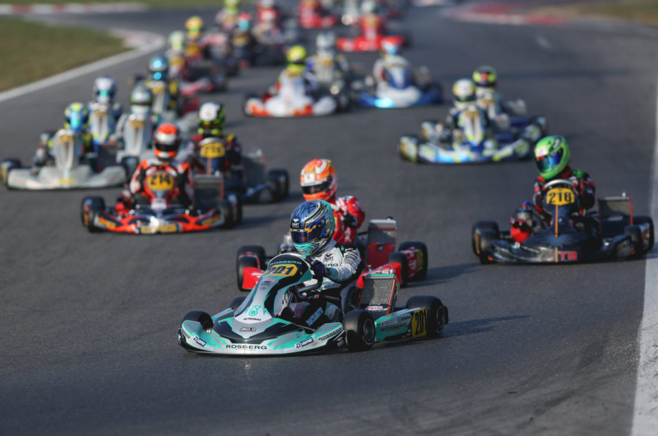 WSK Final Cup - Castelletto: A quick talk with the key players