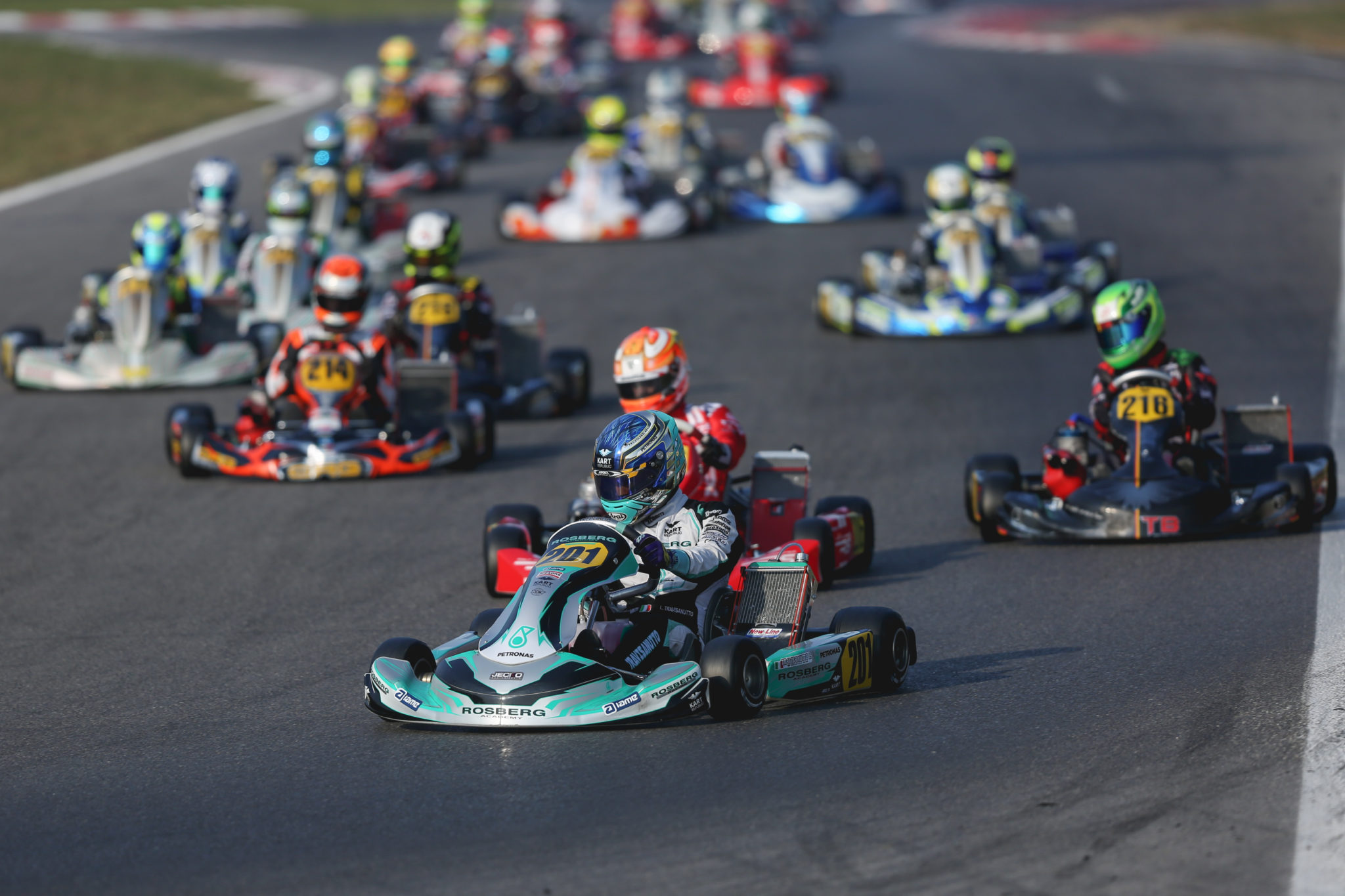 WSK Final Cup – Castelletto: A quick talk with the key players