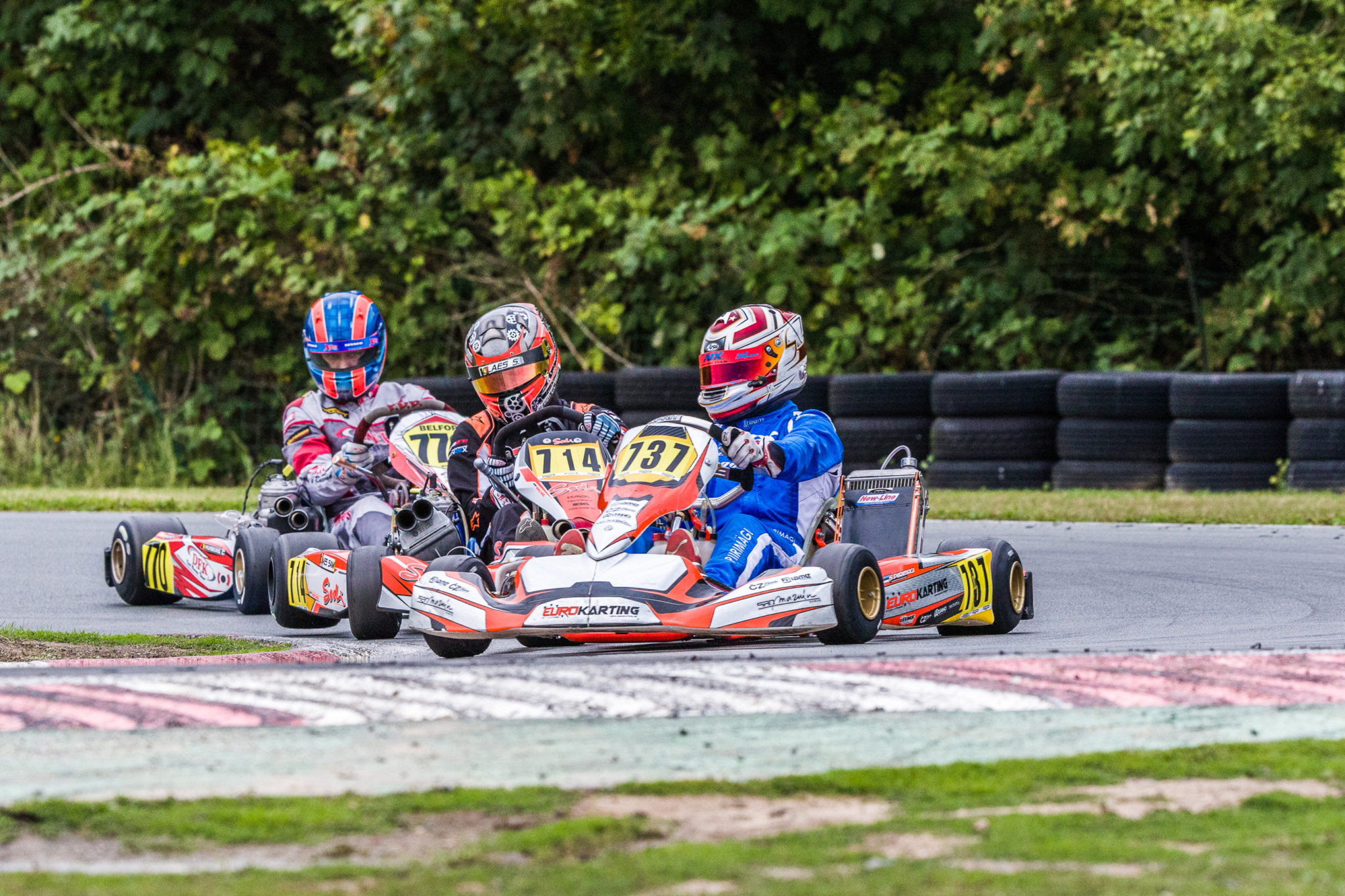Hectic conclusion for The IAME Series Benelux