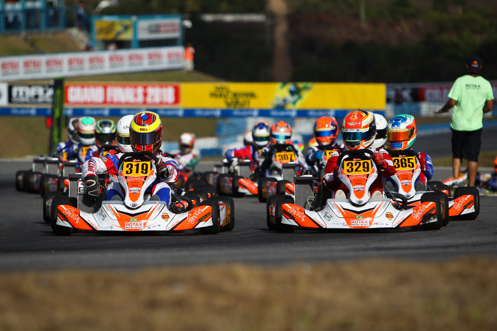 Rotax MAX Challenge Grand Finals – Day 5: Heading for the Prefinals