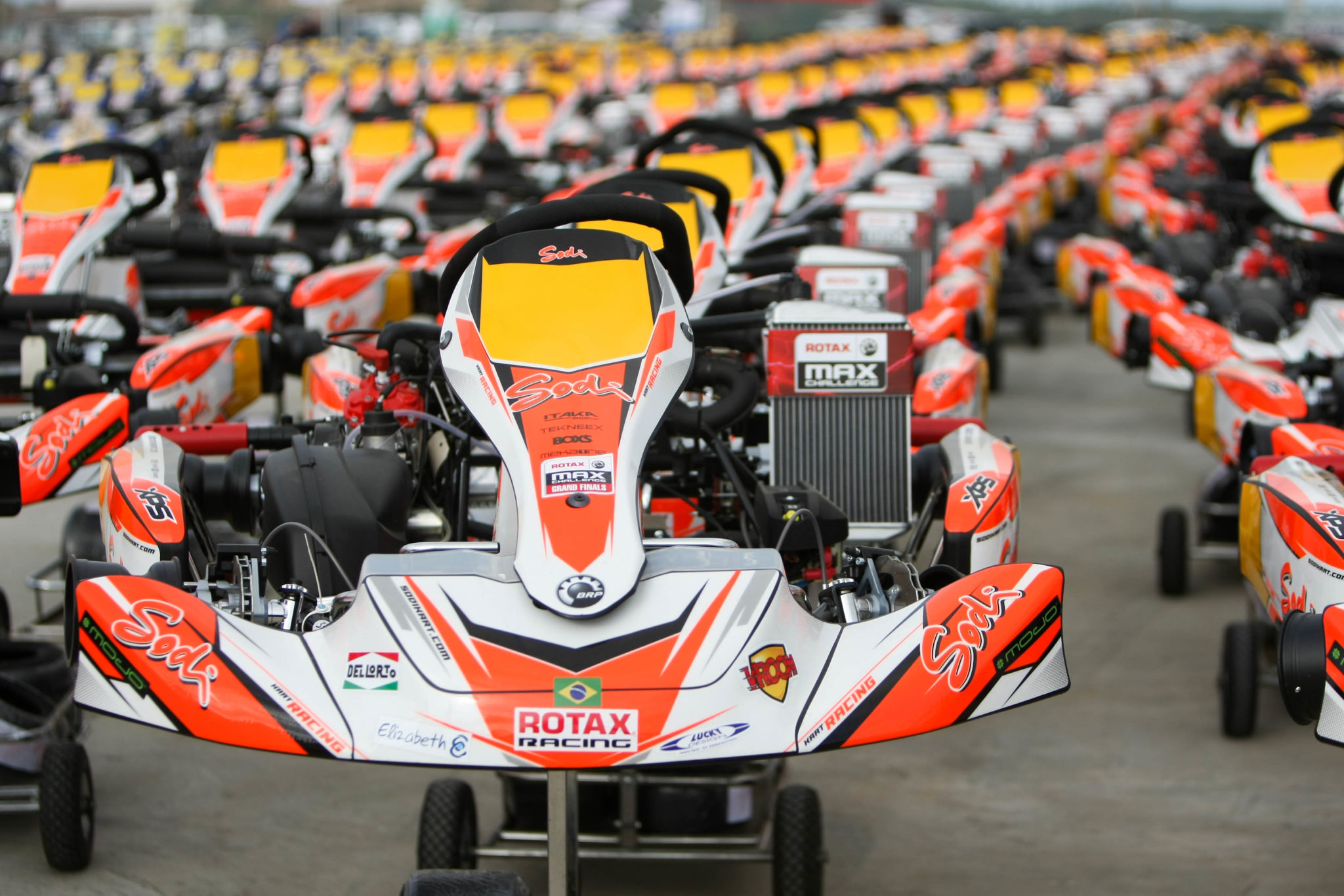Rotax MAX Challenge Grand Finals – Day 2: Time for kick-off