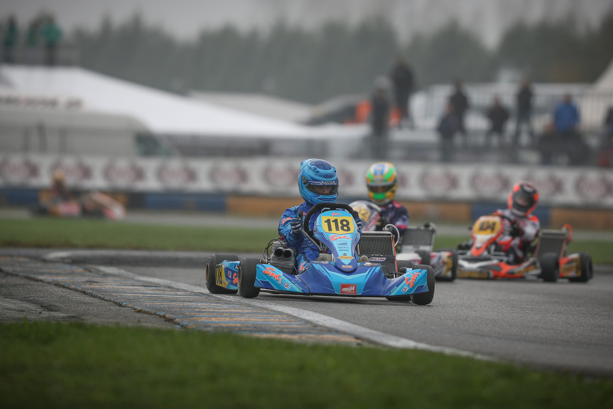 WSK Final Cup – Round 2: Saturday Recap