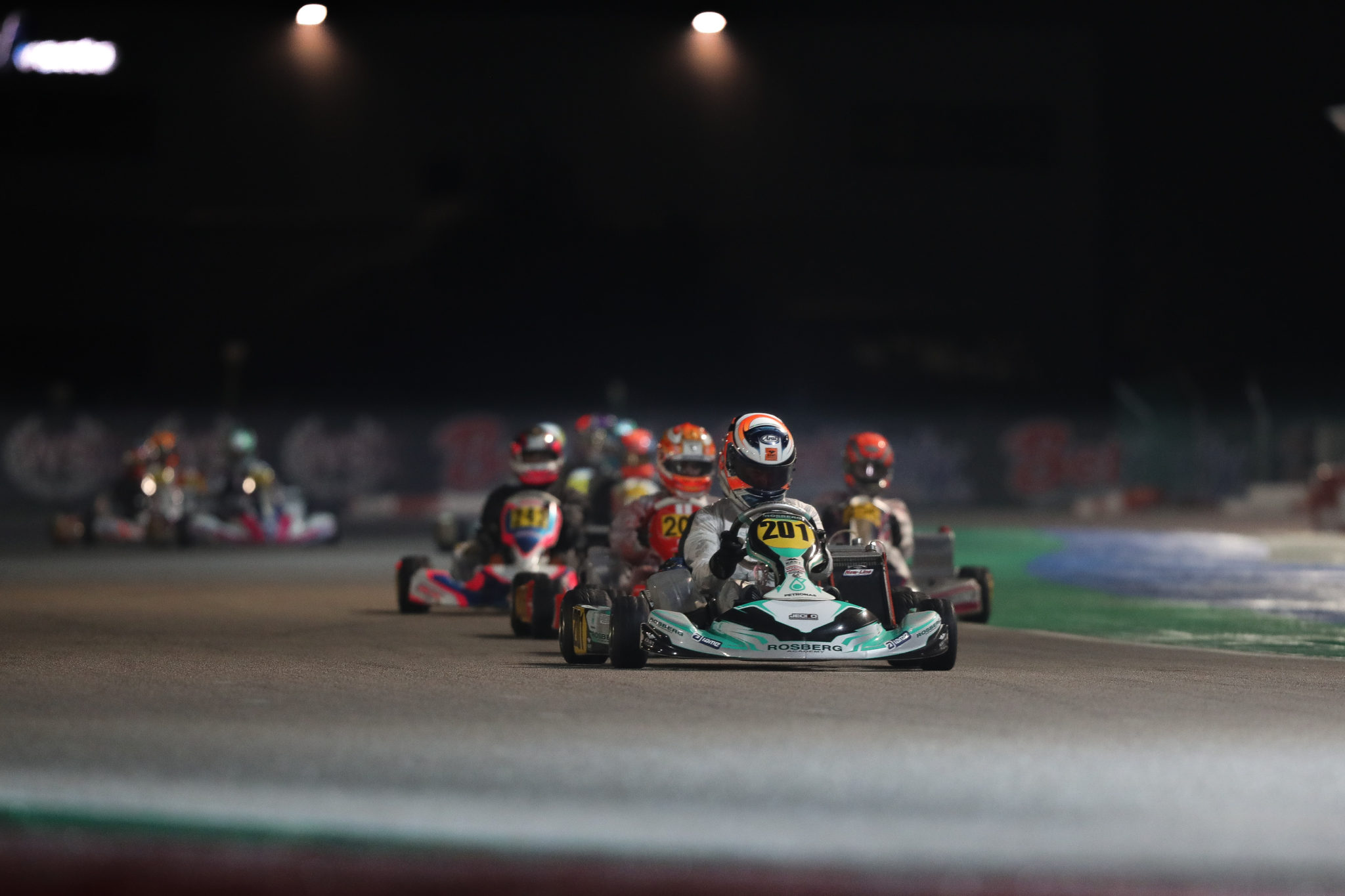 WSK Final Cup – Round 3: Saturday Qualifying Heats