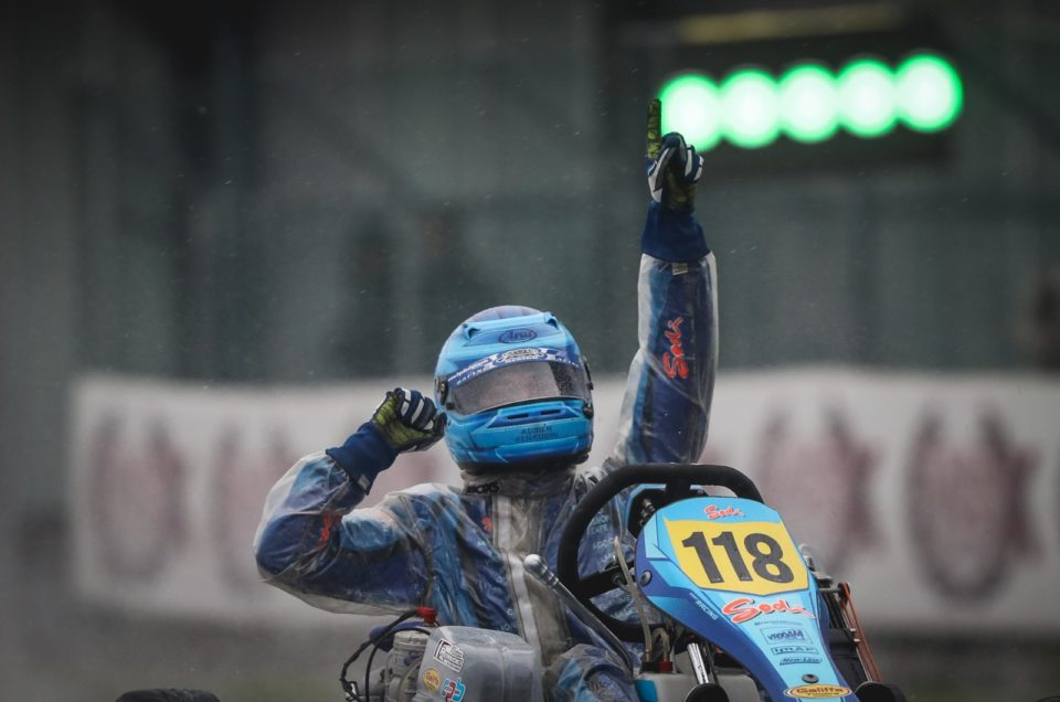WSK Final Cup - Round 3: And your winners are...