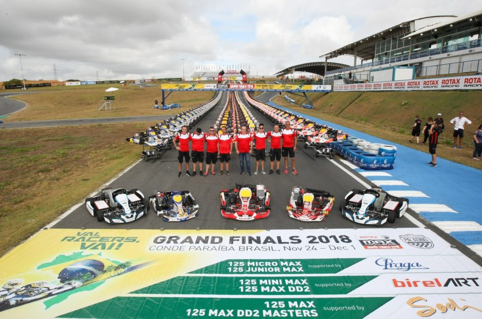 Rotax MAX Challenge Grand Finals - Day 1: On your marks...