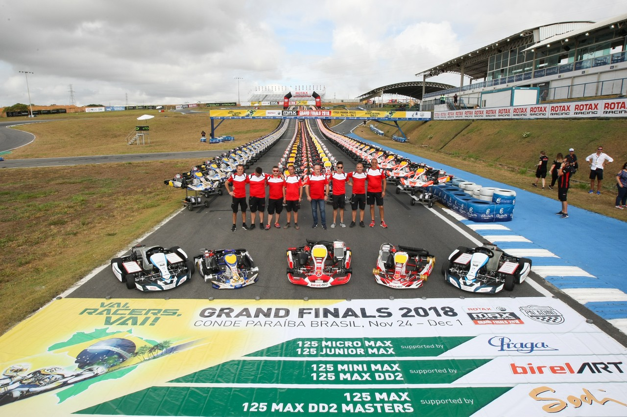 Rotax MAX Challenge Grand Finals – Day 1: On your marks…