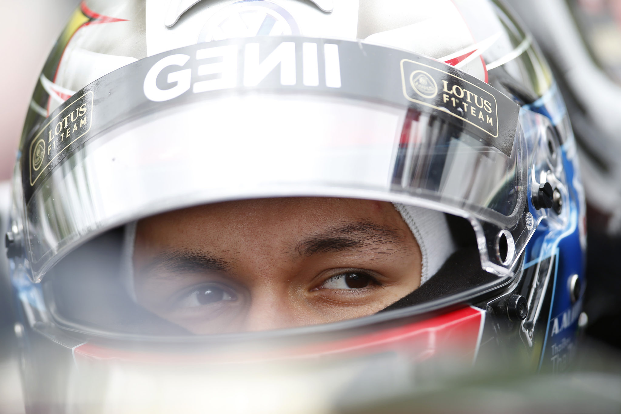 "Alexander Albon: ""The toughest it was, the more I was learning"""