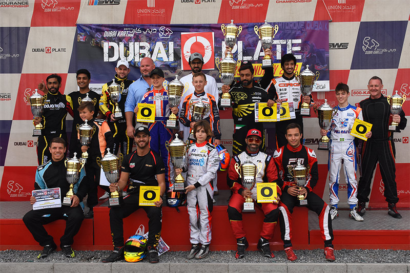 2019 Dubai O-Plate winners crowned