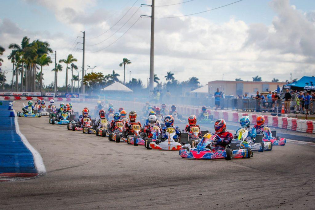 Superkarts! USA Winter Series – R3 report