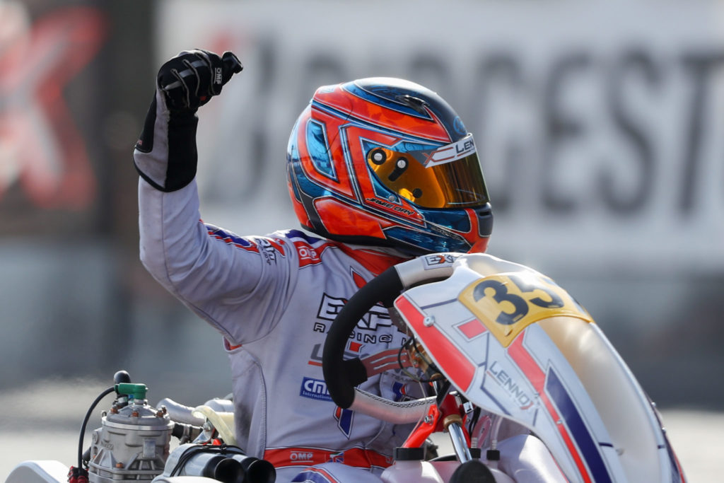 WSK Super Master Series Rnd 2: Day, Renaudin, Patterson & Al Dhaheri take Sunday's victories!
