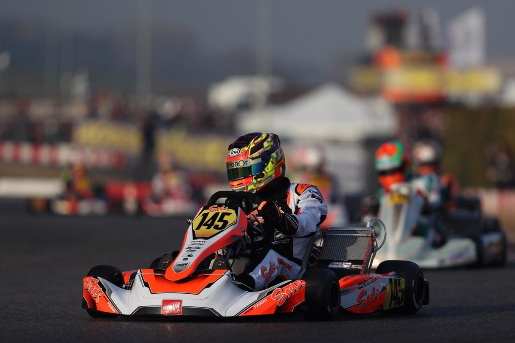 WSK Super Master Series Rnd 2 – Friday: class favorites set the early pace