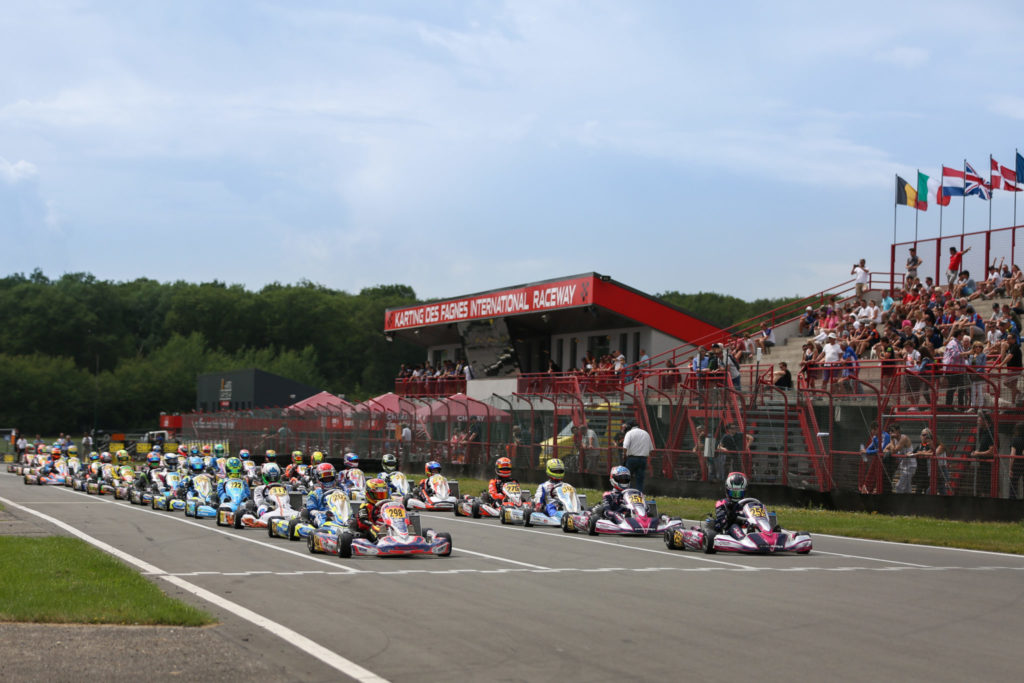 Preview: IAME X30 Euro Series by RGMMC kicks off in Mariembourg