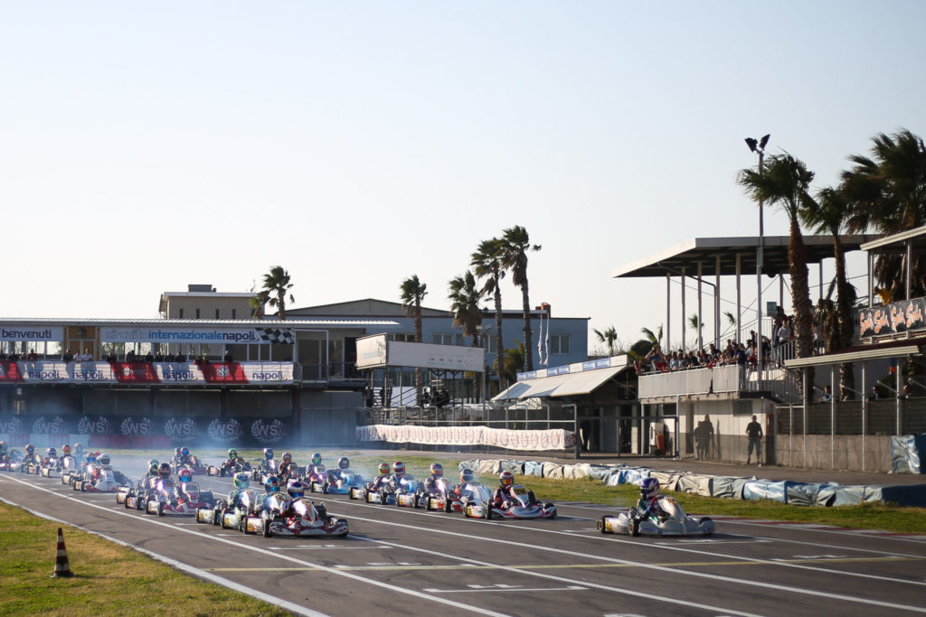 Preview: Returning WSK Euro Series in the starting blocks at Sarno