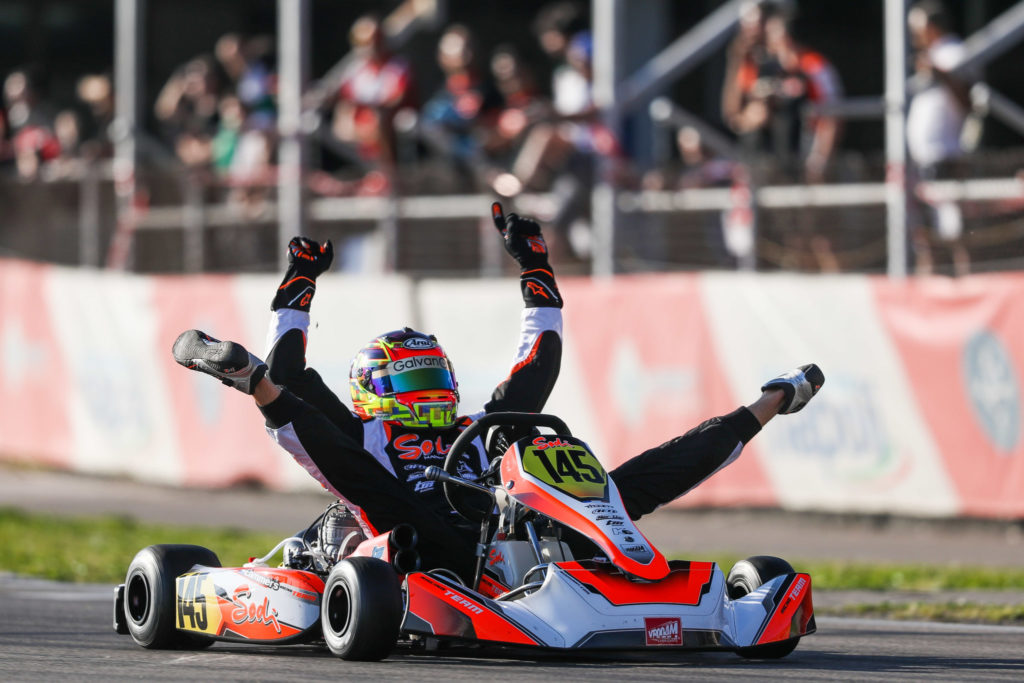 WSK Super Master Series Rnd 4 – Sunday: Al Dhaheri, Antonelli, Patterson & Lammers conquer the titles