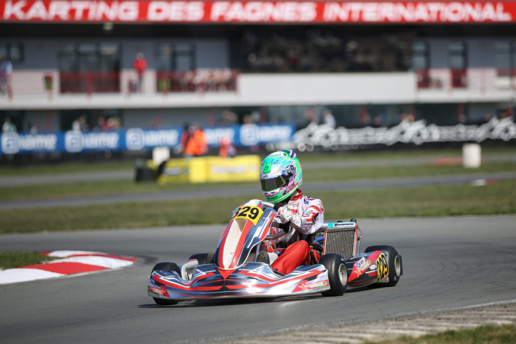 IAME X30 Euro Series Rnd 1 – Saturday: Slater, Rowledge, Gilbert & Seewer lead after the Heats