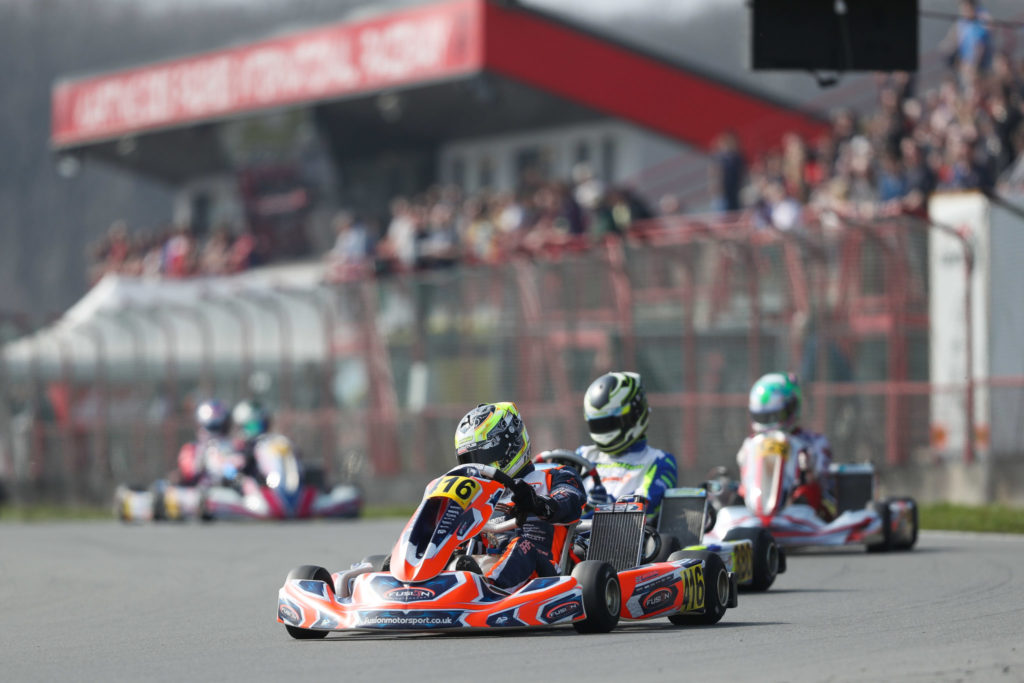 IAME X30 Euro Series Rnd 1 – Sunday: Slater, Leung, Bradshaw & Seewer rule the Finals