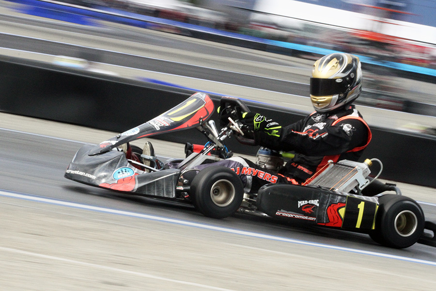 Superkarts! USA Pro Tour – WinterNationals: Round 2 Report