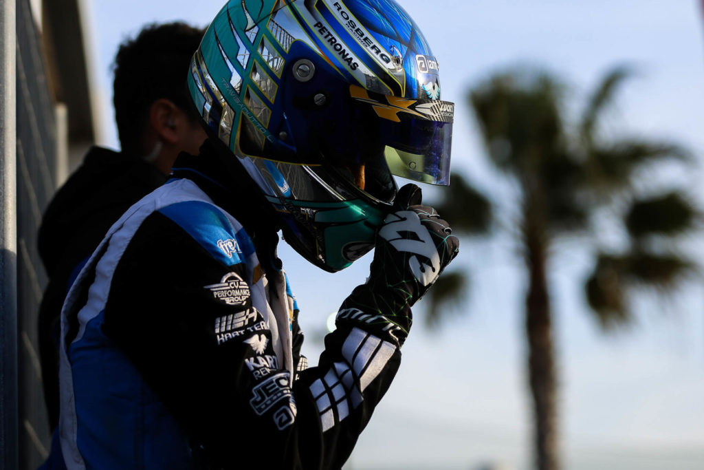La Conca: CV Performance Group stays on course before WSK Masters' Final