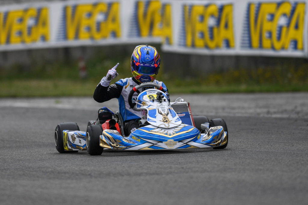 DKM-Victory for CV Performance Group in Lonato