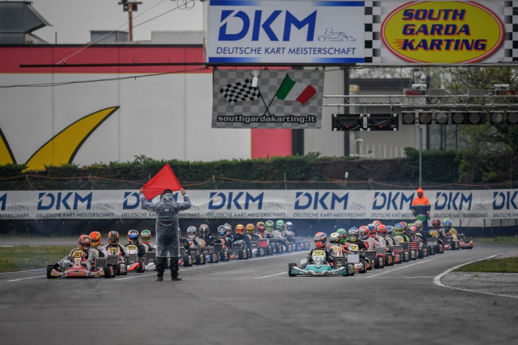 DKM season starts with thrilling races at South Garda