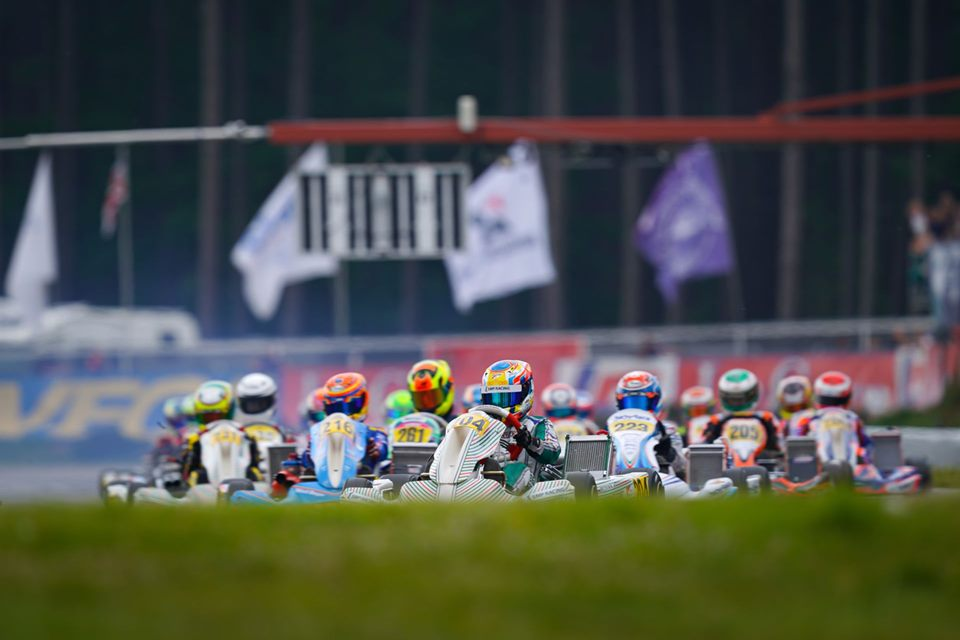 FIA Karting – Saturday: Porter and Bedrin the early points leaders