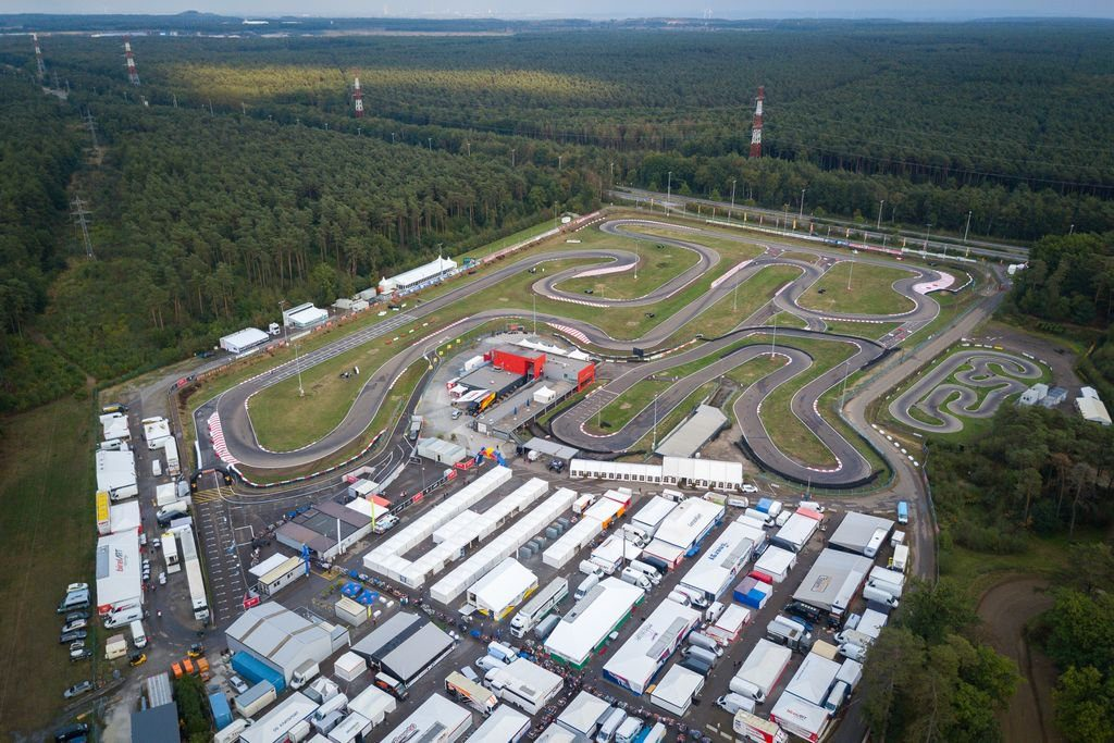 FIA Karting: A second European meeting at Genk for OK and OK Junior