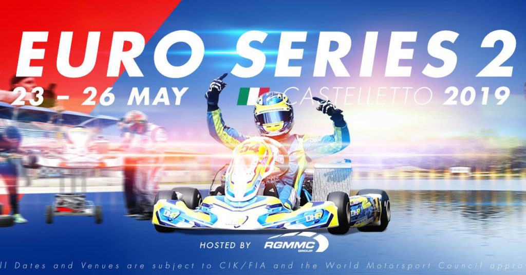 IAME X30 Euro Series by RGMMC: Guide to Castelletto