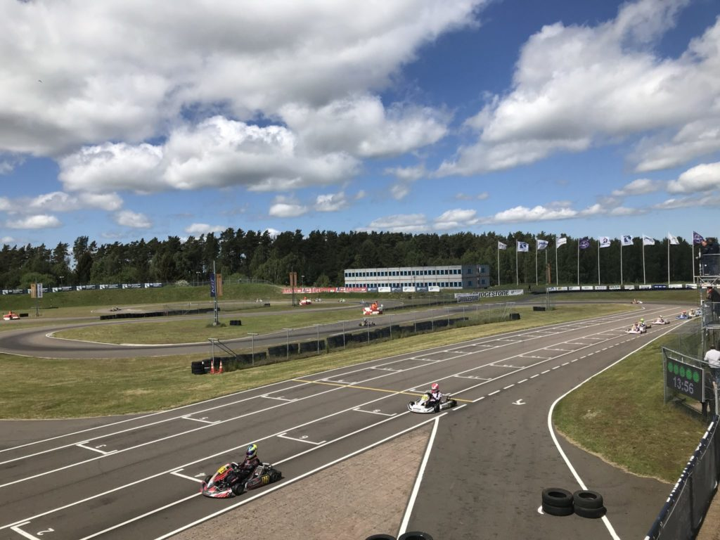 FIA Karting: Guide to Kristianstad