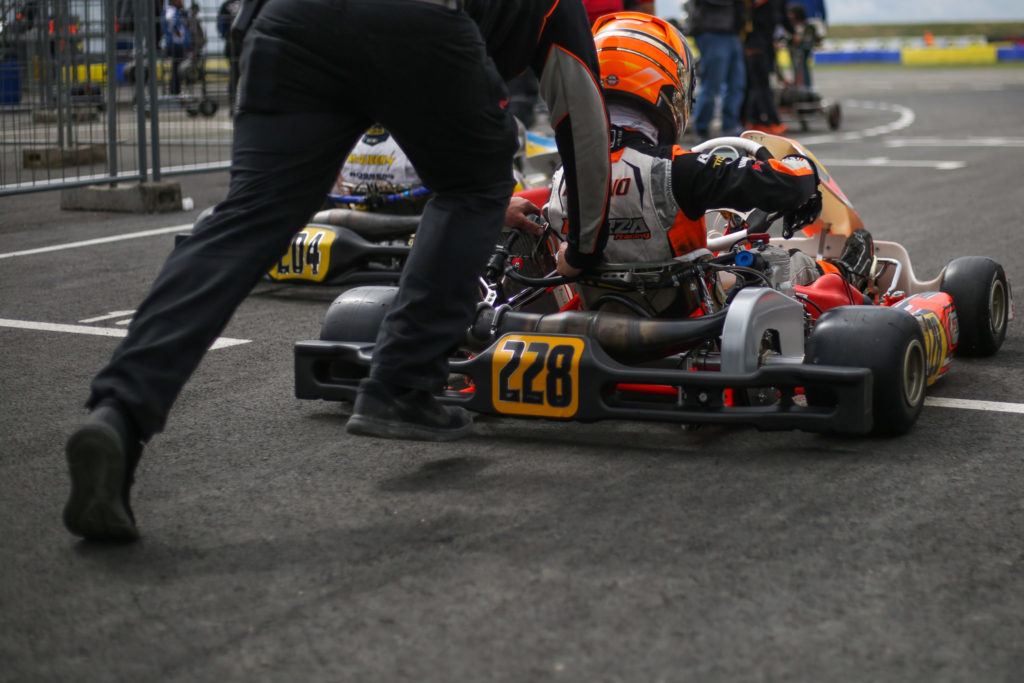 FIA Karting Free Practice days, cost and requirements