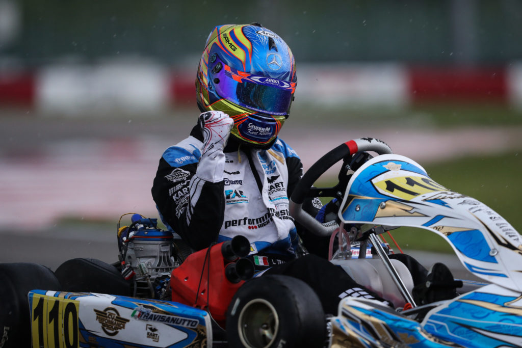 FIA Karting – Sunday: Travisanutto and Amand claim the win at Genk