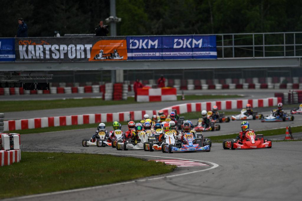 Surprises in Wackersdorf for DKM second weekend