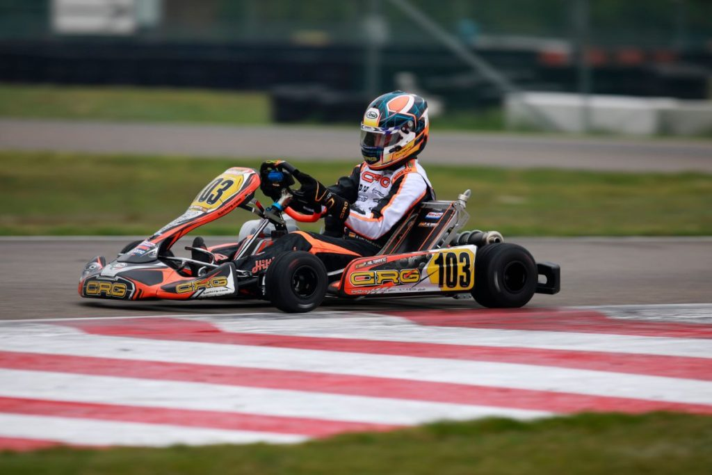 CRG: Five drivers to defend the team's colors in Kristianstad