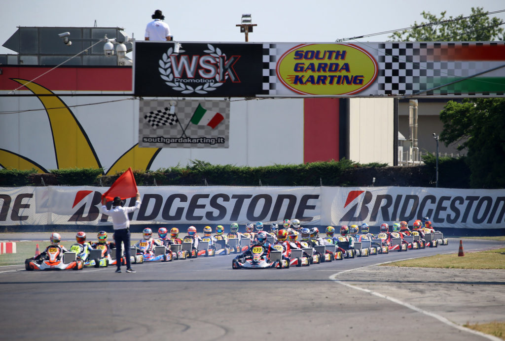 WSK Euro – Friday: Lots of contenders on the rise at Lonato