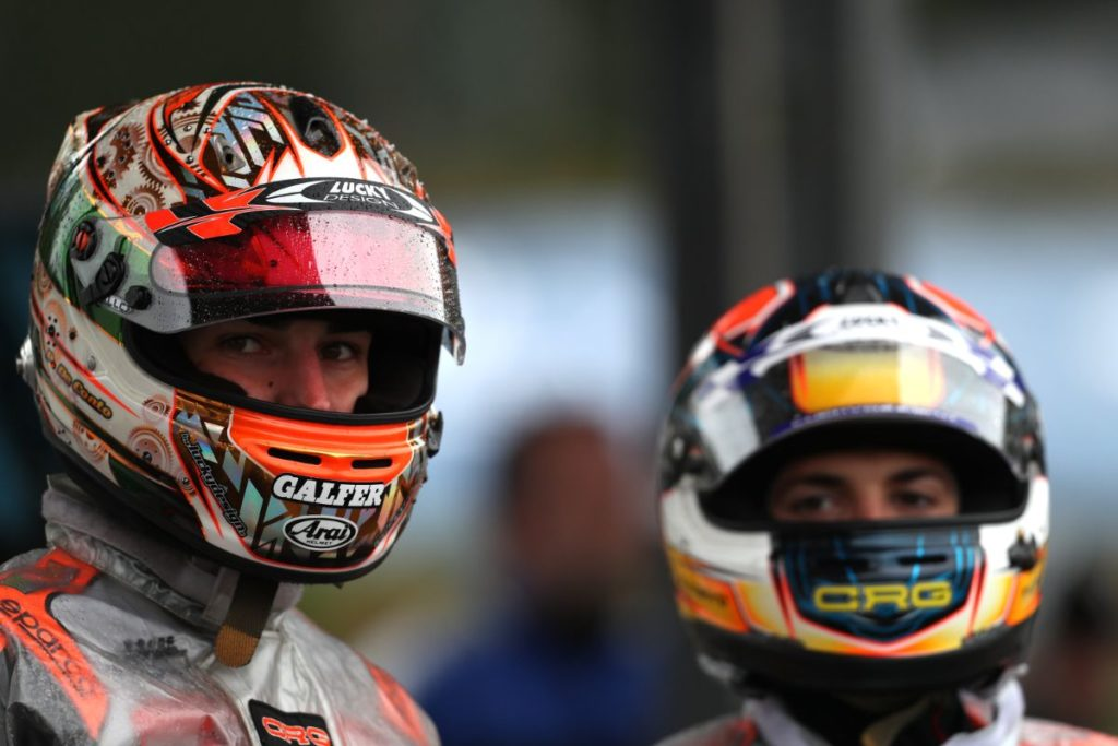 CRG: De Conto and Hiltbrand willing to catch up, Cunati eyeing the European title in Sarno