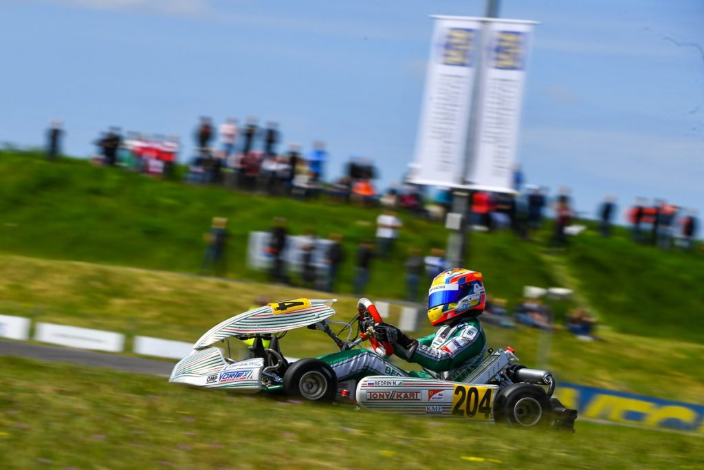 Tony Kart: Protagonists in Kristianstad – The RaceBox