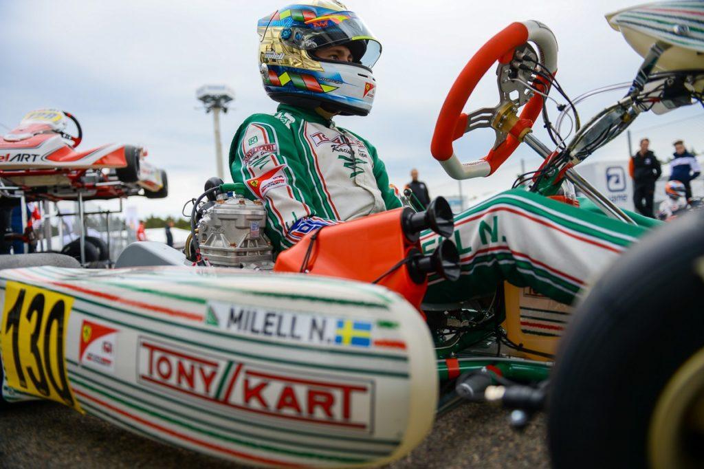Tony Kart: Protagonists in Kristianstad