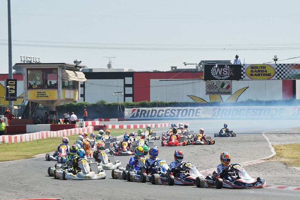 WSK Euro – Saturday: Puhakka, Patterson, Wharton & Dedecker lead the heats