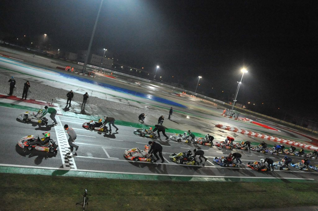 Preview: WSK Euro Series' Grand Finale in Adria's moonlight